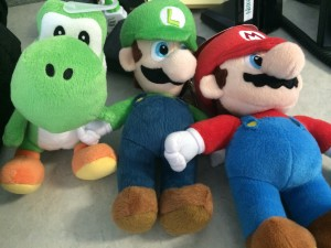 Mario and friends are in !